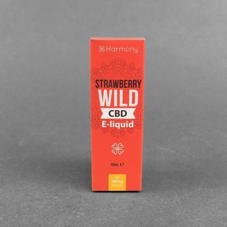 CBD Liquid - Strawberry, 300 mg