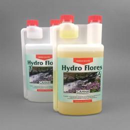 Canna Hydro Flores A+B, 2x1 Liter