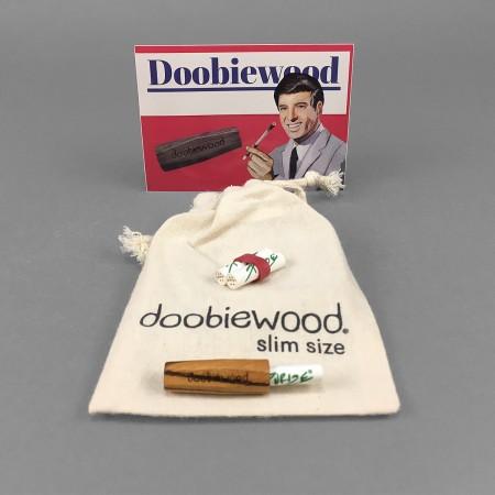 Doobiewood® Slim Size - Zebrawood