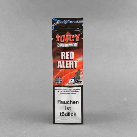 Juicy Blunt Red Alert (Erdbeere)