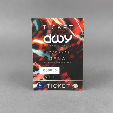 Ticket DeepWithYou Festival 2019