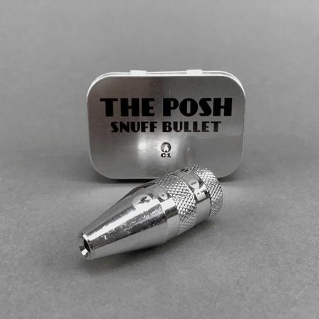 Dosierer 'The Posh Snuff Bullet'