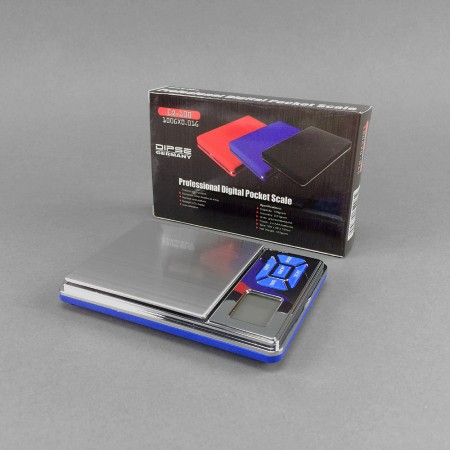 Digitalwaage EQ-100 DIPSE blau