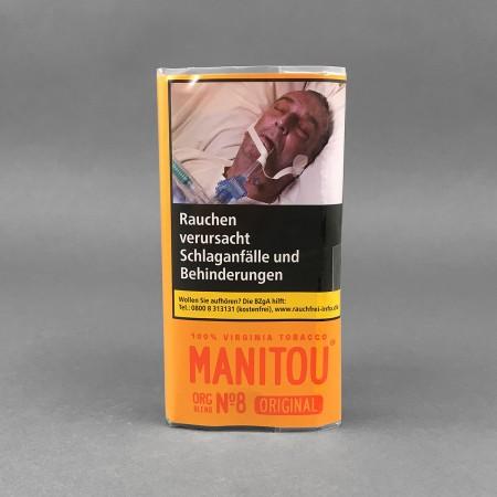 Drehtabak Manitou Organic Gold 30 g