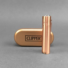 CLIPPER® Metal Rose Gold