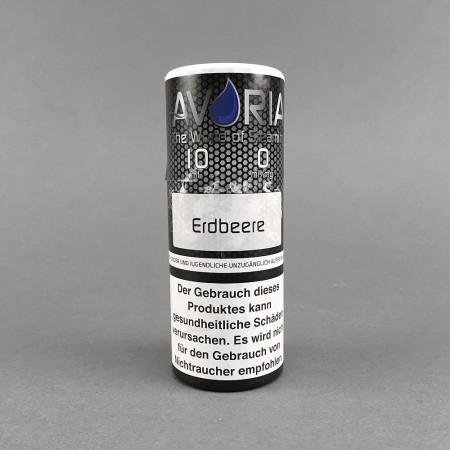 Liquid Erdbeer (0mg/ml) Avoria