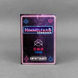 Ticket Himmelfarbkommando 2020