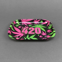 Rolling Tray '420 Vibrant' small