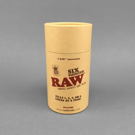 RAW Cone Filler 'Six Shooter'