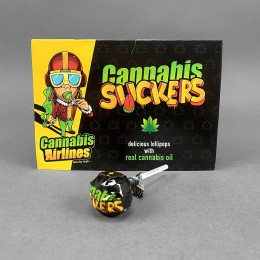 CannaPops - Cannabis Suckers