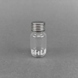 EHLE Schraubdeckelglas klar, 10 ml