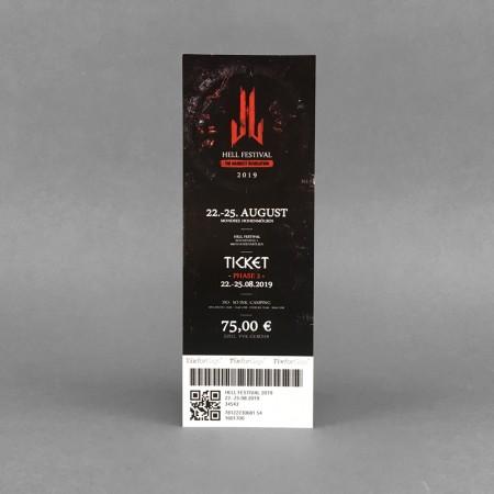 Ticket Hell Festival
