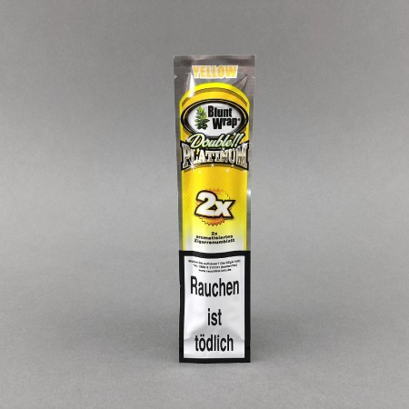 Blunt Wrap Yellow