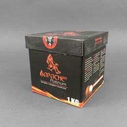 Apache Platinum Kokoskohle, 1 kg