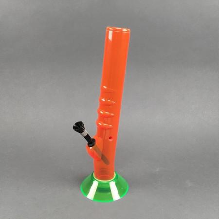 Acrylbong Joystick orange