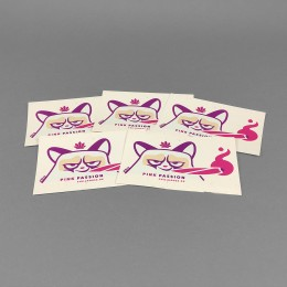 Chillhouse Sticker Set 'Pink Passion'