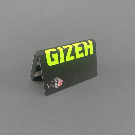 Papers Gizeh BLACK Fine