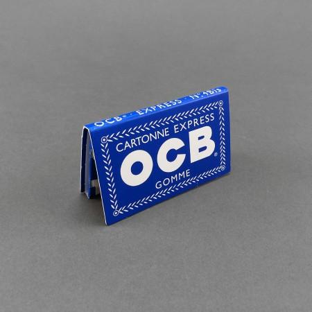 Papers OCB blau mit Gummizug