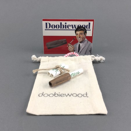 Doobiewood® Spliff Holder