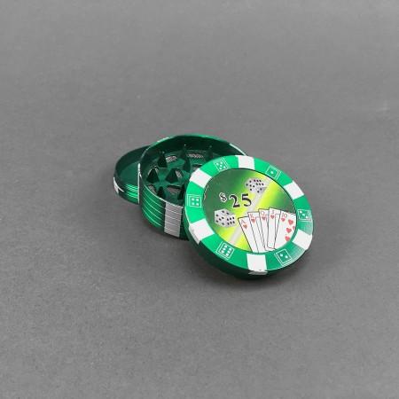 Metallgrinder Poker