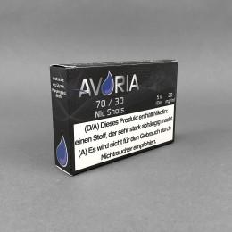 Avoria Nic Shots 70/30, 20 mg/ml