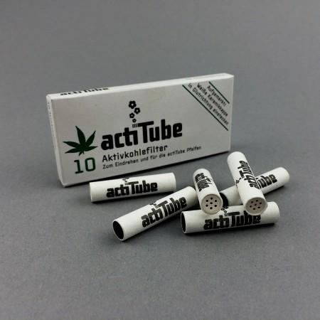 ActiTube Aktivkohlefilter 10er Pack