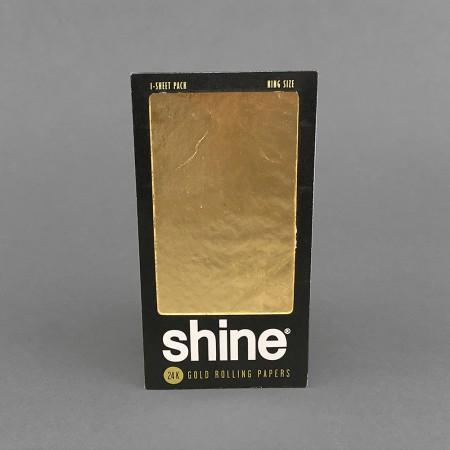 Shine® 24K Gold Rolling Paper