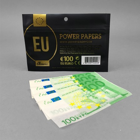 Power Papers Euro Super KS + Tips