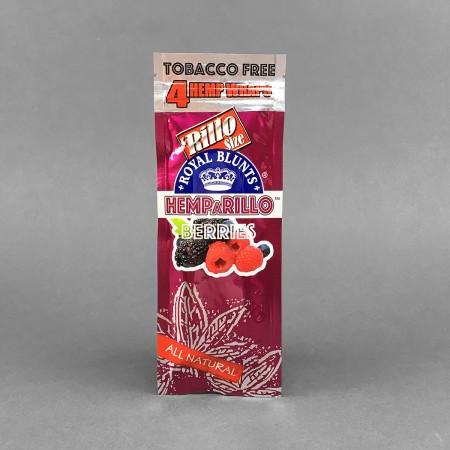 Hemparillo Hemp Wraps Berries