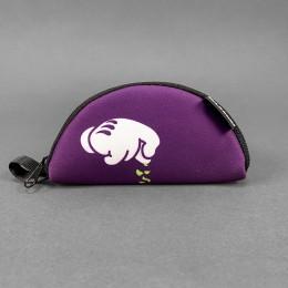 Portable Rolling Tray 'Purple Mickey'