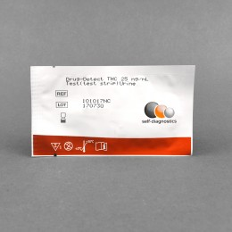 Teststreifen THC (25ng/ml)