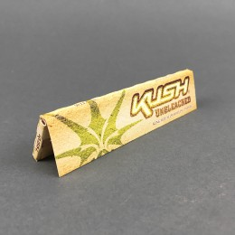 Papers KUSH® Unbleached Hemp KS Slim