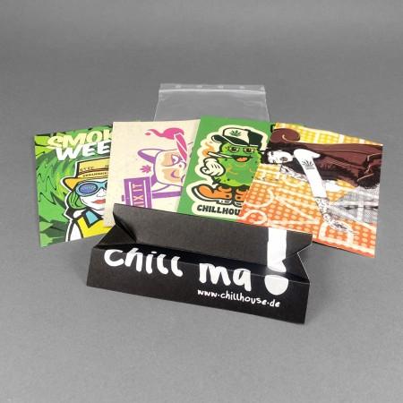 Chillhouse Mischeflyer Set 'Mix'
