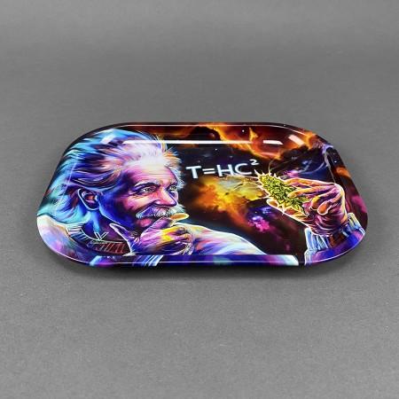 Rolling Tray 'Einstein' small