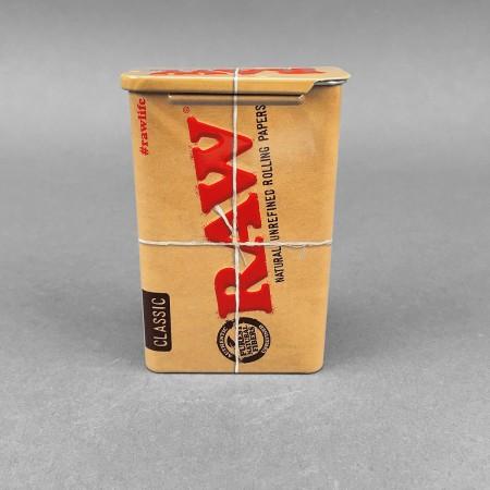 RAW Sliding Top Box