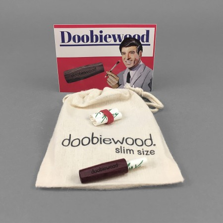 Doobiewood® Slim Size - Amaranth Wood