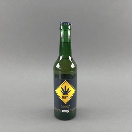 turn - the hemp beer 0,33 l
