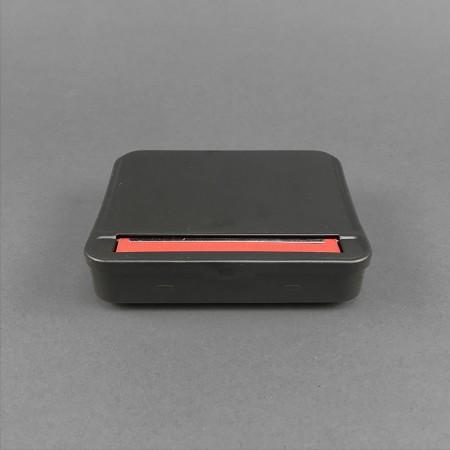 Black Metal Rollbox, 79 mm