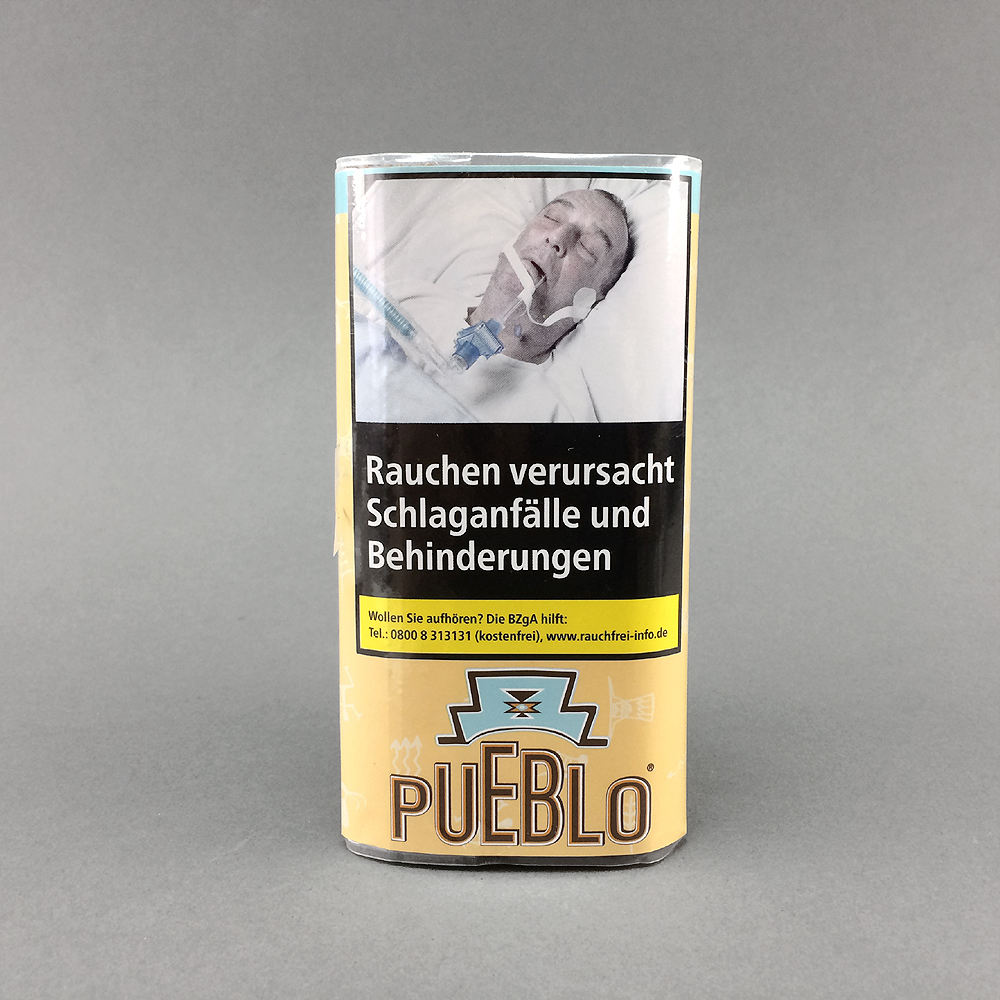 pueblo tabak blau