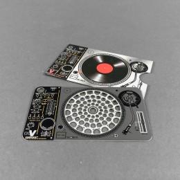 Grindercard DJ Groove