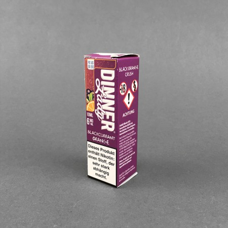 Liquid - Blackcurrant Orange - 6 mg/ml