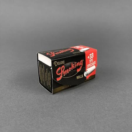 Smoking Deluxe Rolls + Tips