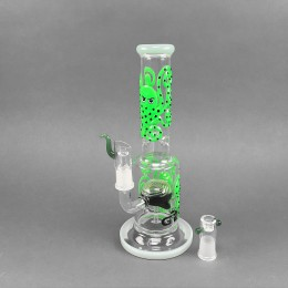 Grace Glass Bong 'The Psychedelic Green'