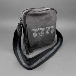 RAW Shoulder Bag Grey