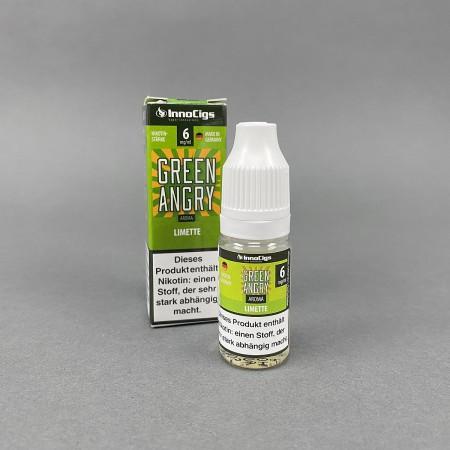 Liquid - Green Angry - 6 mg/ml