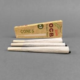 OCB Cones Organic Hemp Slim, 3er Pack