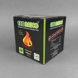 Ecobrico Kokoskohle, 875 g